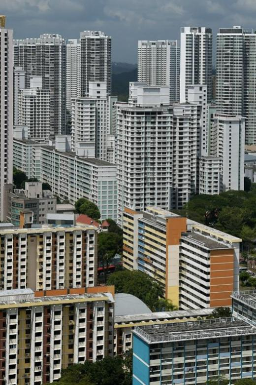 More support for first-time HDB buyers with higher grants, income cap