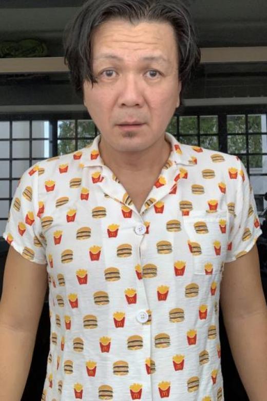 S M Ong: McDonald's, you did not have my pyjamas