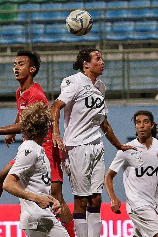 Faris Ramli likely to join Singapore's SEA Games squad