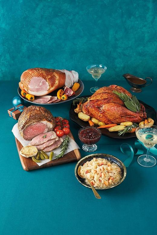 Savour festive flavours with Cold Storage's Christmas feasts