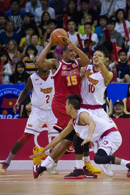 Slingers' X-Man wants nothing but the Asean Basketball League title