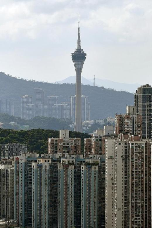 China plans to make Macau a financial hub