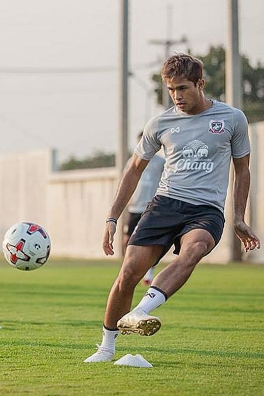 Zulfahmi Arifin returns to Thailand's top-tier league