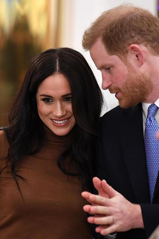 Prince Harry and wife to lose royal titles, state funding
