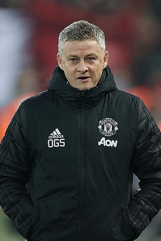 Manchester United are on the right track: Ole Gunnar Solskjaer