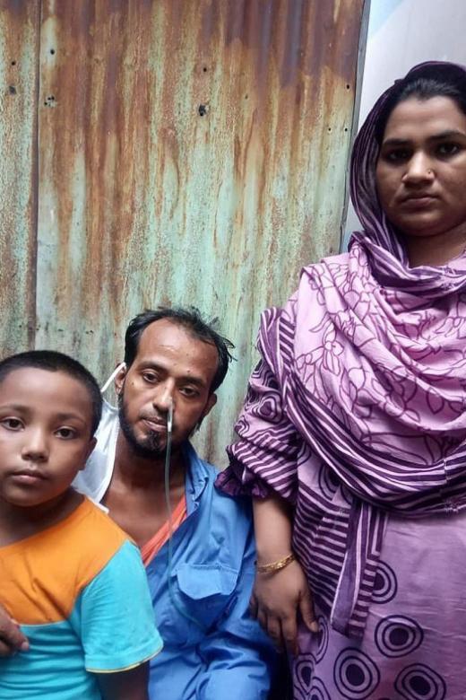 Singaporeans raise $60k to help cancer patient return to Bangladesh