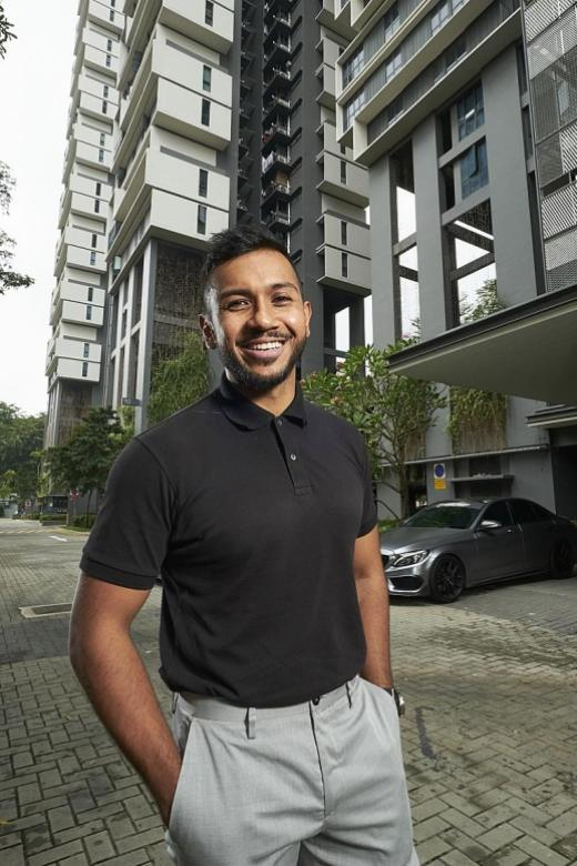 Property tips from newly-minted real estate agent Taufik Batisah