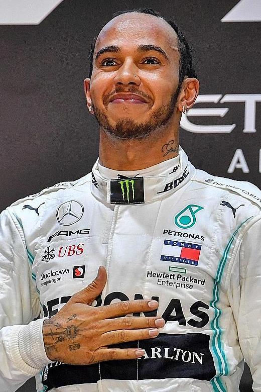 Good to know I can still drive: F1 champion Lewis Hamilton