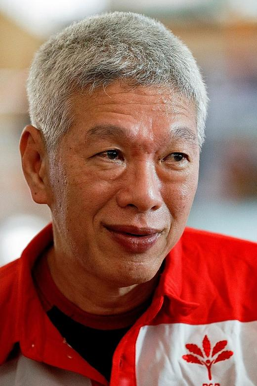 Upcoming election is not about family disputes: PM Lee
