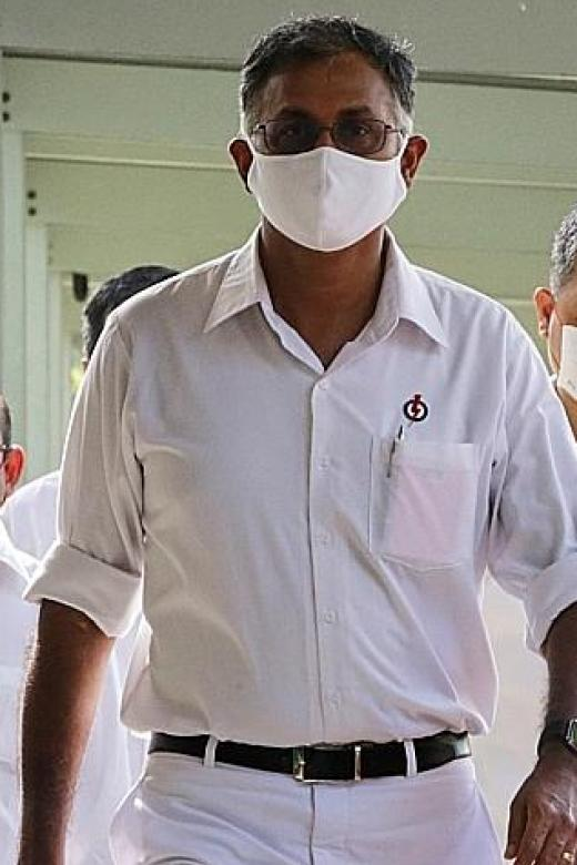 PAP's Murali Pillai condemns attack on his family