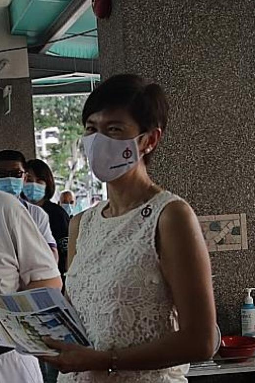 Election not about any individual: Josephine Teo