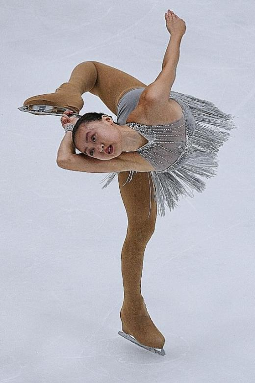 Ex-figure skater Yu Shuran opens up about abuse she allegedly suffered