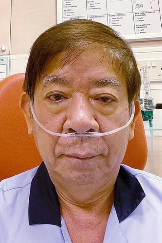 Transport Minister Khaw Boon Wan warded in SGH with dengue