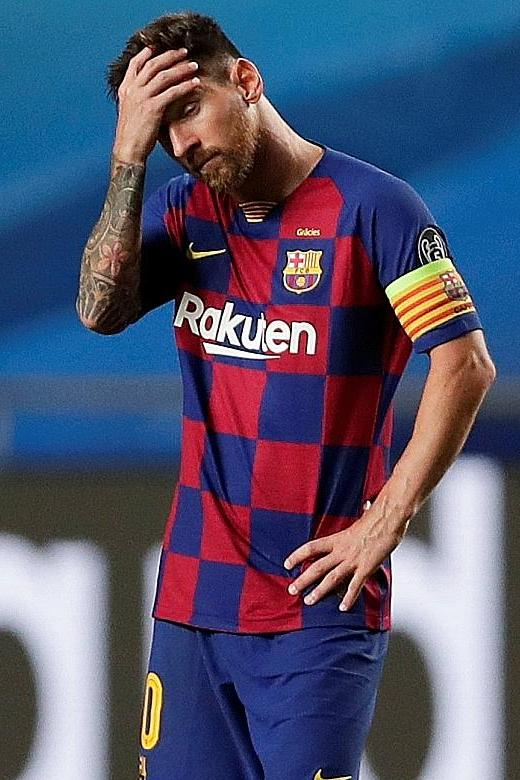 Neil Humphreys: Only Lionel Messi can fix Man City mess