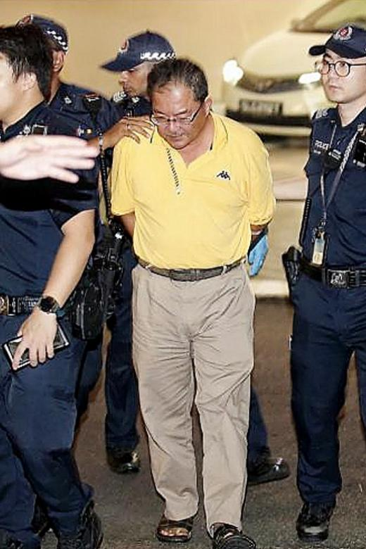 Man charged over Lucky Plaza car crash that killed two maids