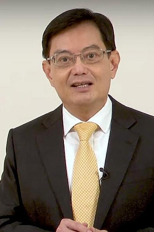Asia well-placed to help global growth: DPM Heng