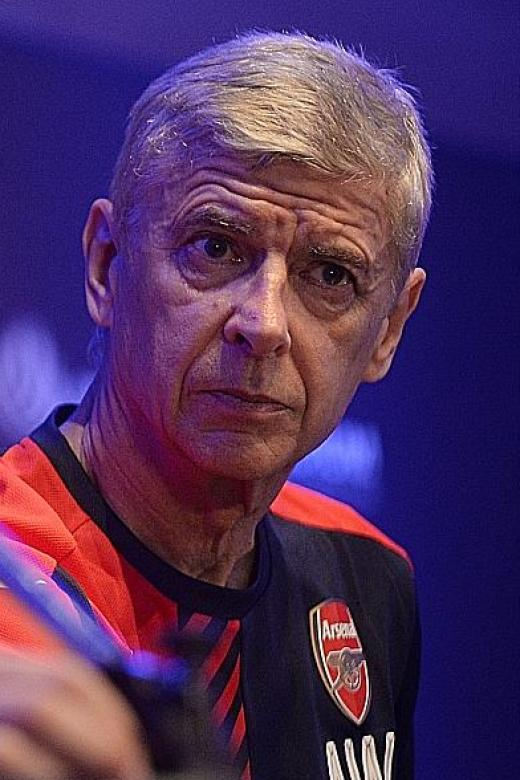 Make a virtual date with Arsene Wenger