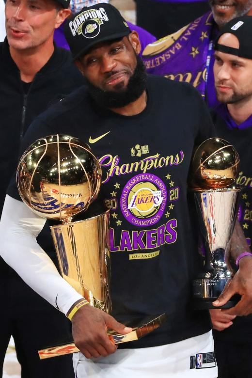 Fourth NBA title has a special place in LeBron James' heart