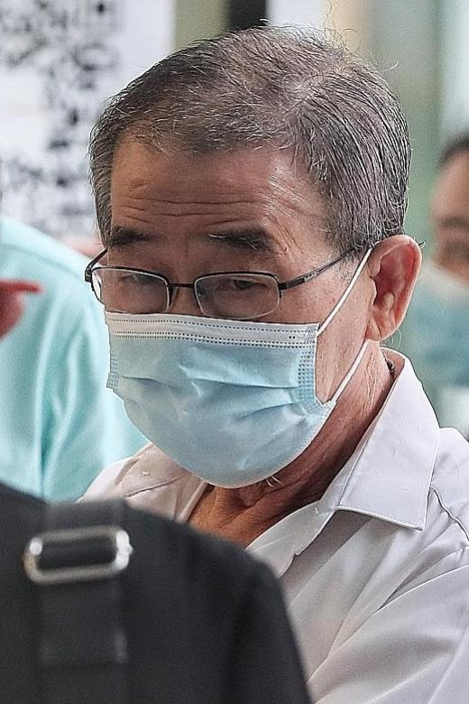 TCM practitioner claims trial to molesting patient