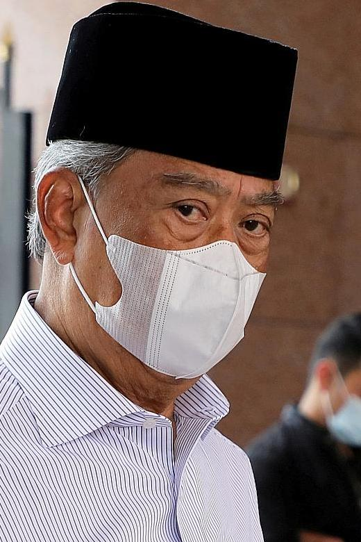 PAS joins Umno to shore up support for Malaysian PM Muhyiddin