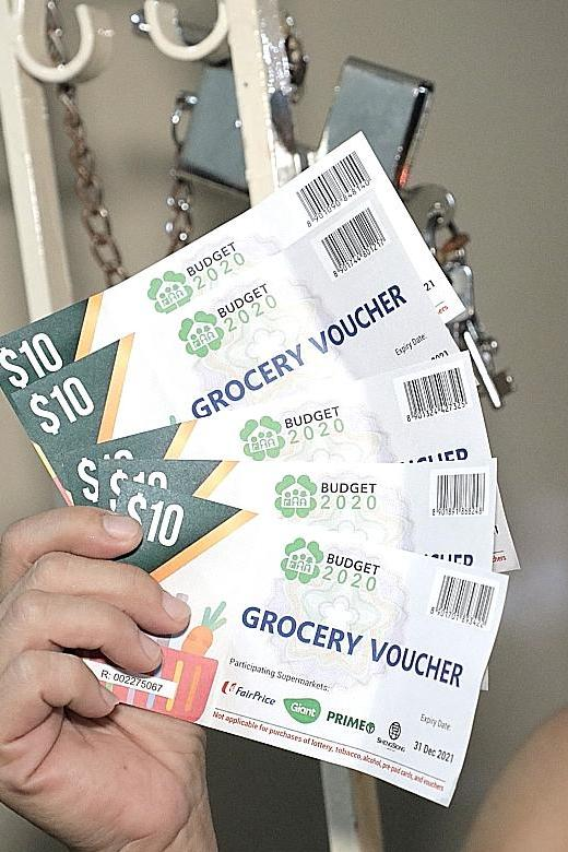 Second tranche of grocery vouchers to be delivered to homes