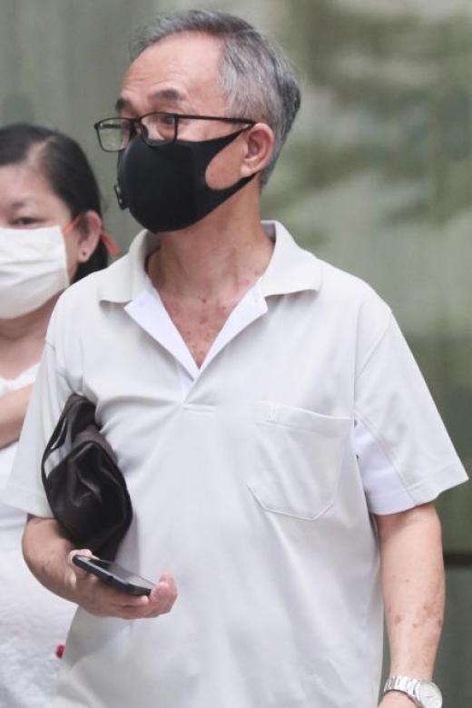 Man jailed and fined for firing homemade airgun at HDB flats