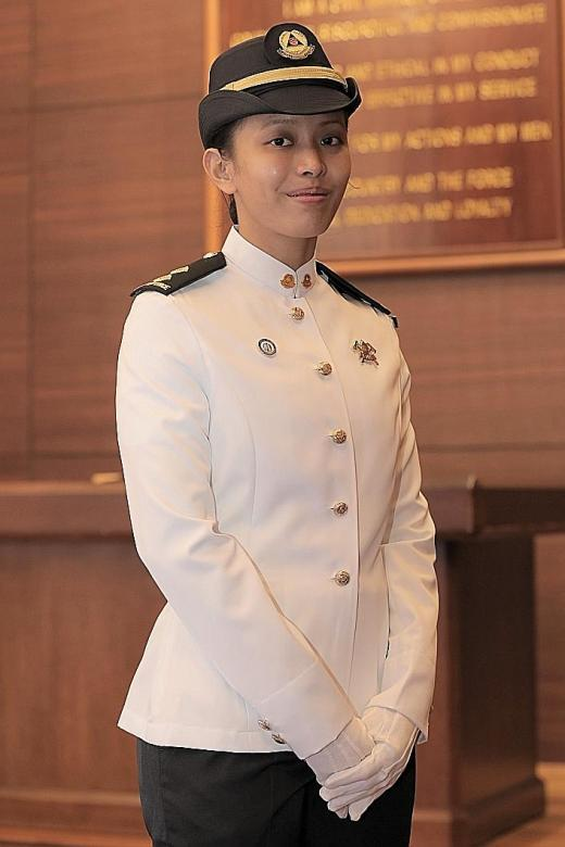 From funeral director to SCDF fire and rescue officer