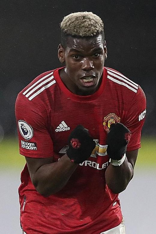 Richard Buxton: Finally looking like the Pogba that Man United need