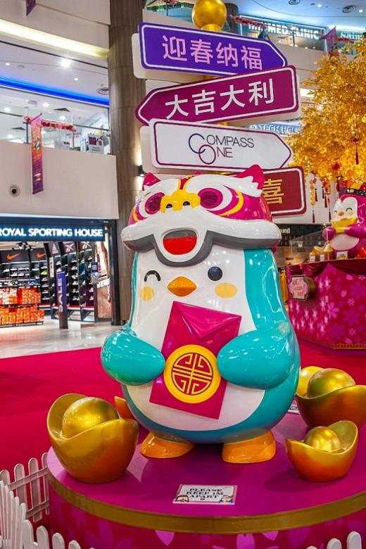 Scale up your CNY shopping at these malls megastore