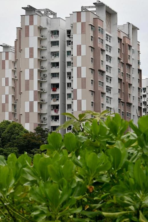 Number of HDB households rising but size is down: Survey