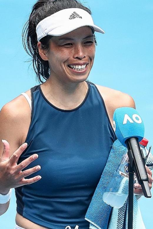 Australian Open: Osaka sets up all-Asian q-final with Hsieh