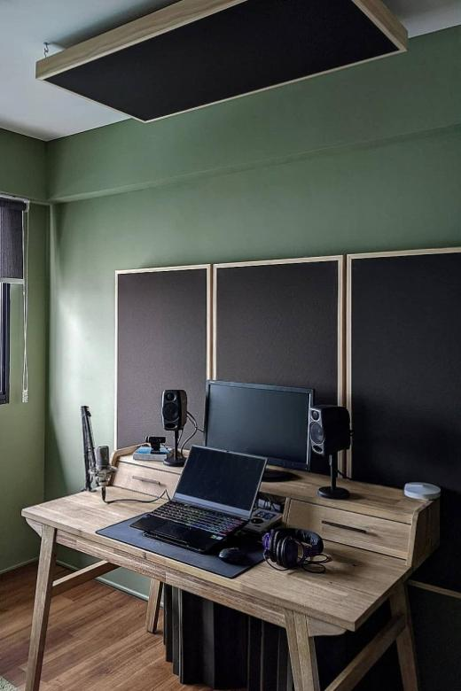 Improving the sound and quiet of home sweet home
