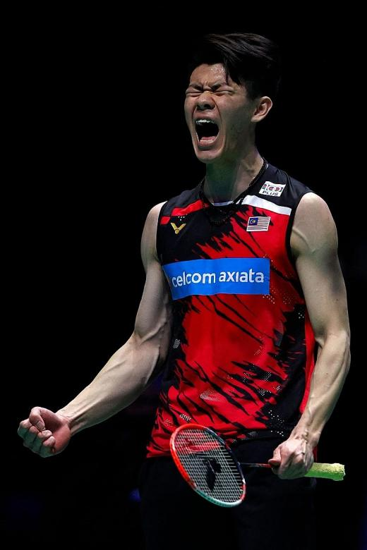 Malaysian shuttler Lee Zii Jia, 22, claims his first All England title