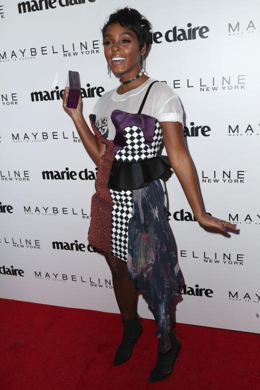 Zoe Saldana a true guardian of style