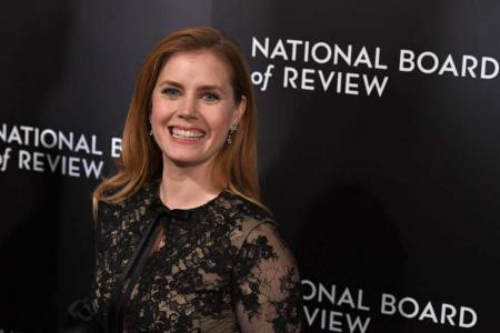 Amy Adams intrigued by new film Arrival