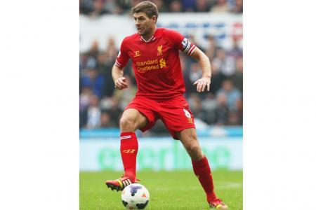 Suarez v Gerrard