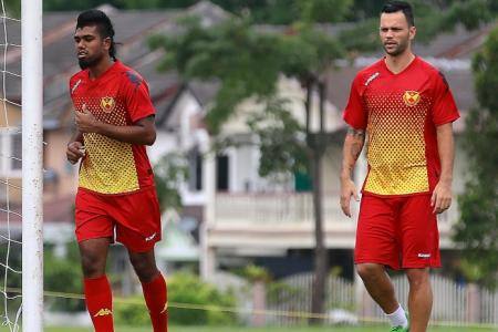 A physical test for Selangor