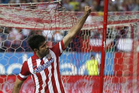 Atletico close in on title