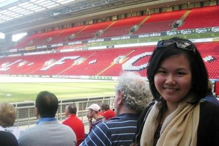 Emotive prose wins it for Liverpool fan