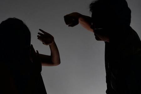 He beats up women, takes upskirt videos