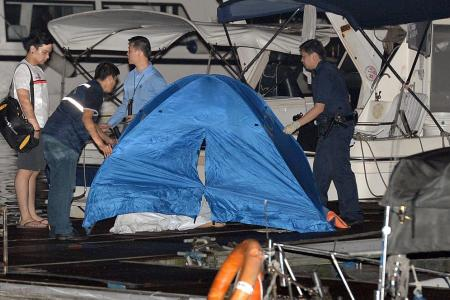 Man found dead after fishing trip