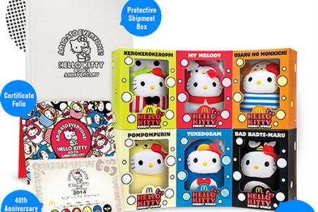 Hello Kitty mayhem returns to Singapore