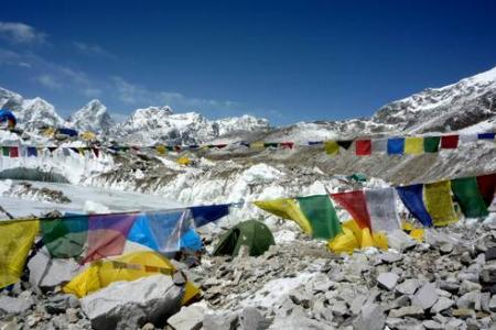 Five myths about Mount Everest