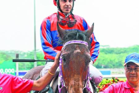 Slew of Lode ready for Cordoba