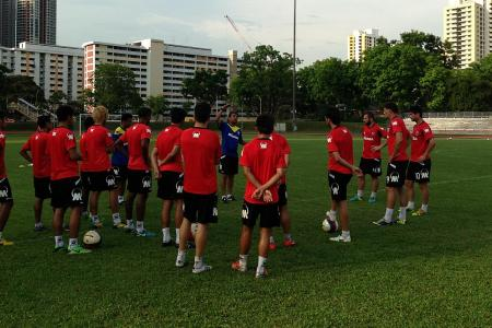 Rafi takes over Tampines
