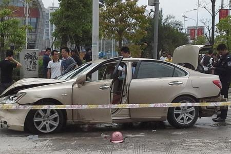 6 dead, 13 injured in China driving rampage