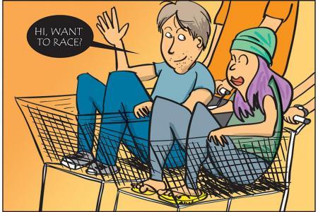 Trolley terrors will kill us all