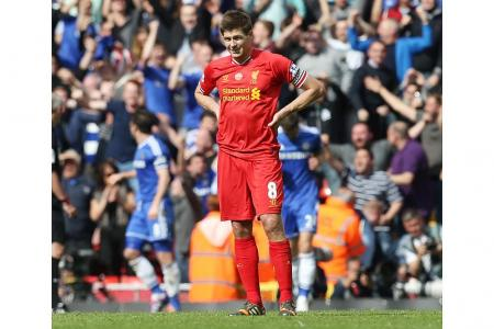 It's over, Liverpool