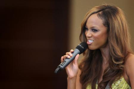 When Tyra Banks was 11, doctors misdiagnosed her with a major illness...