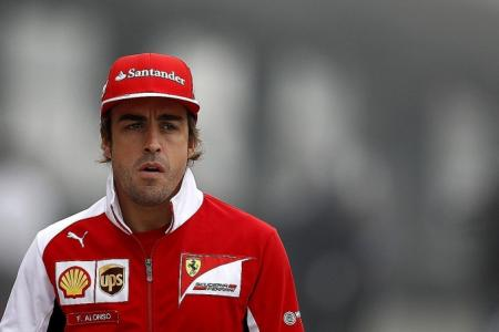 Alonso eyes home comfort